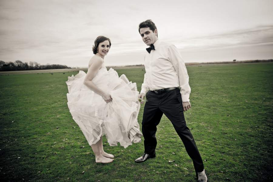 Gillian and Marty - Real Weddings Long Island, NY