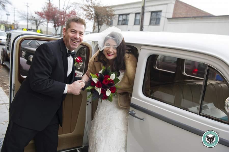 Kristina and Billy - Real Weddings Long Island, NY