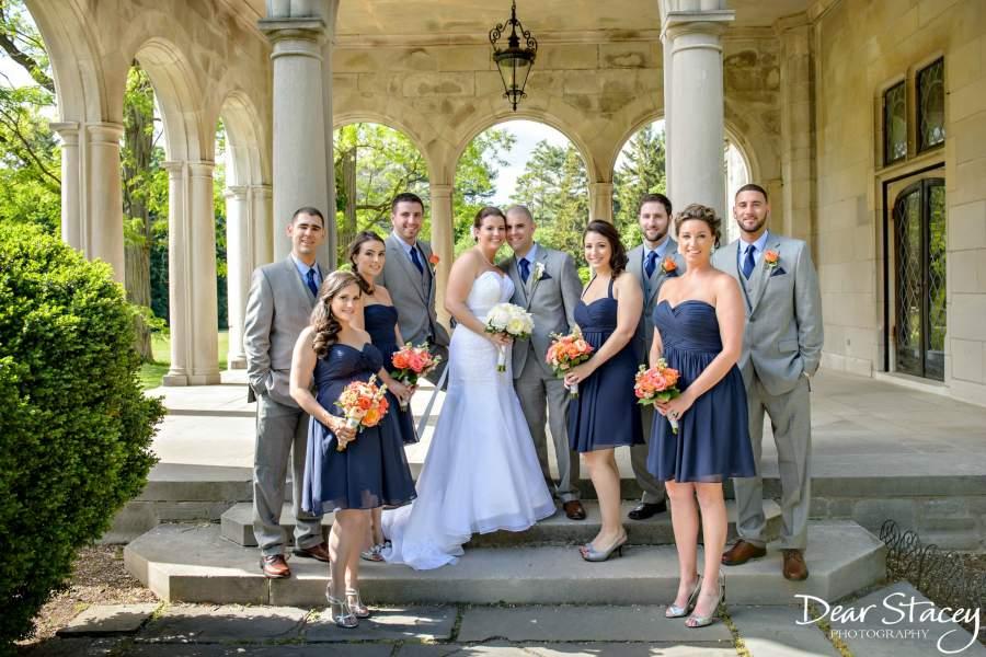 Alexandra and Brian - Real Weddings Long Island, NY