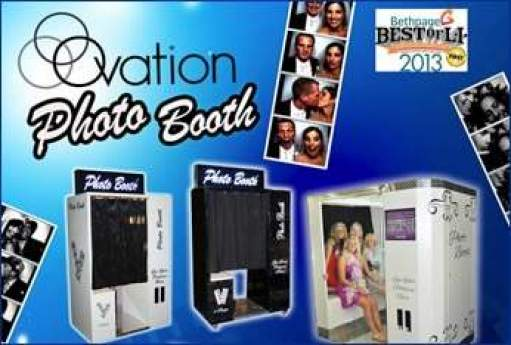 Ovation Photo Booth