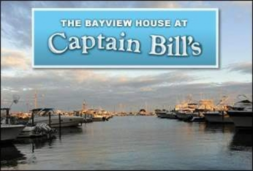 Bayview House at Captain Bill's