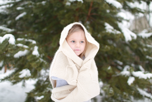 Baby, It's Cold Outside:  Big Fashion For Tiny Fashionistas