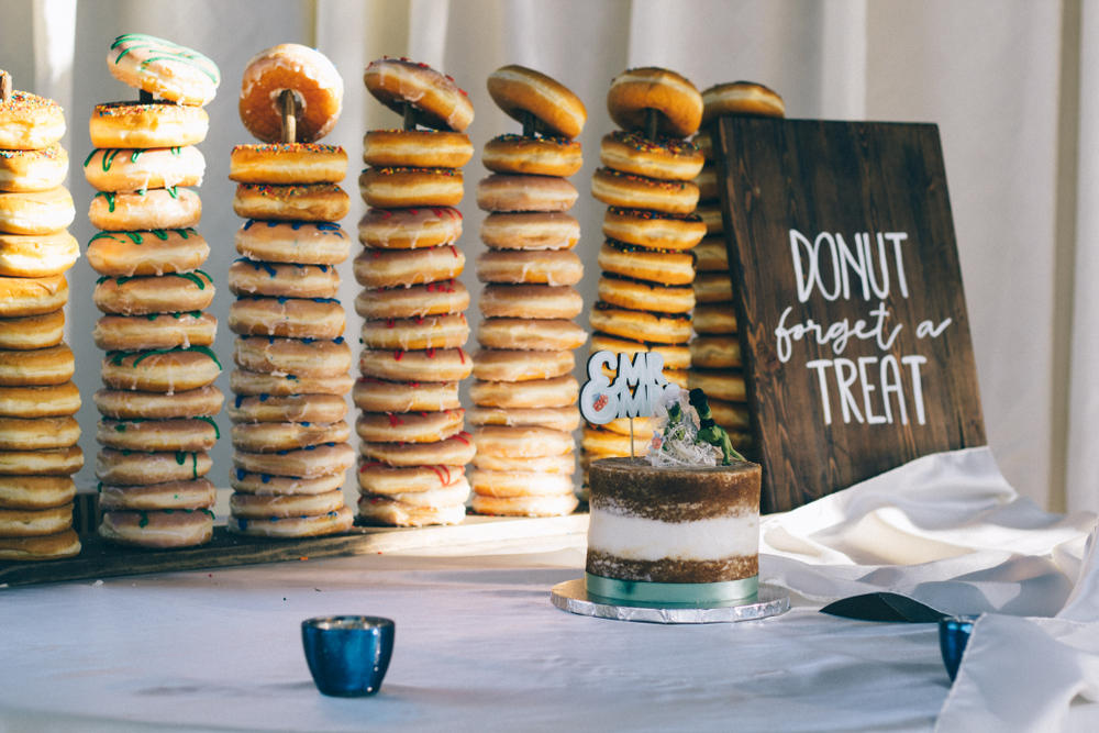 Batter Up: The Latest and Greatest In Wedding Confections No Matter How You Slice It.