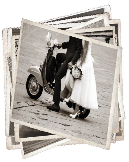 Caught On Camera: Top Photo Trends For The Mod Bride and Groom