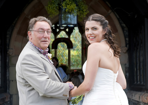 Daddy Dearest:  Dressing For Success On Your Child's Wedding Day