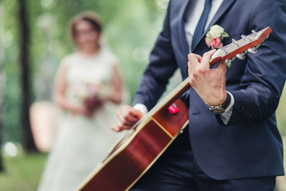 Groovin' To the Music: Using Music as the Inspiration for Your Event
