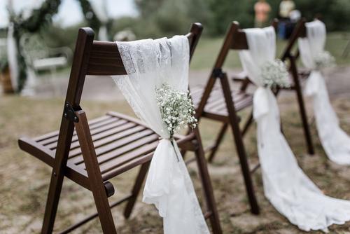 "Home Grown ""I Dos"": Backyard Weddings Heat Up This Spring And Summer Season"