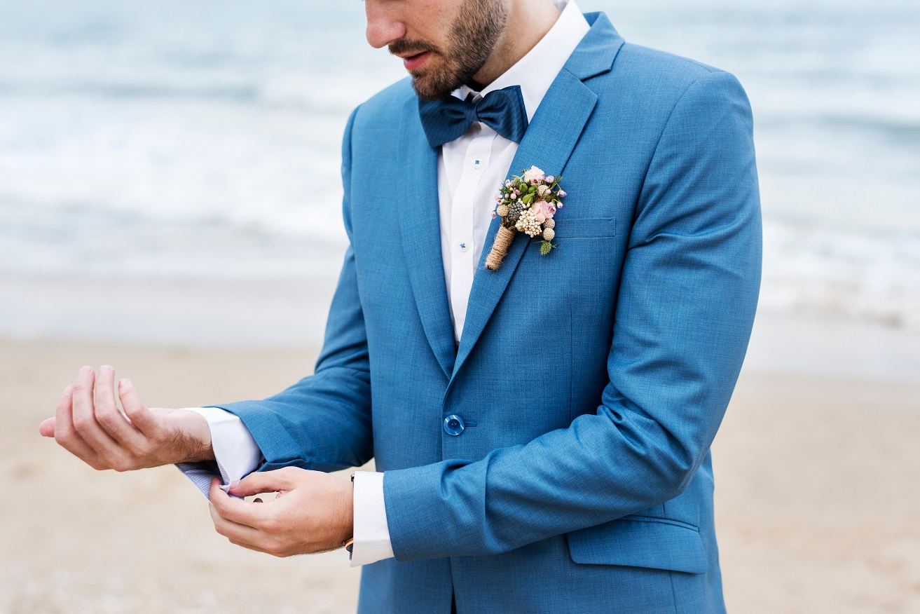 Manly Men: Inspired Styles for the Gallant Grooms