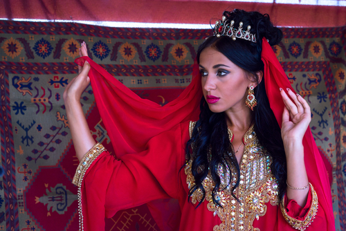 """Marriage In """"The Middle"""": Top 5 Wedding Traditions From The Middle East"""