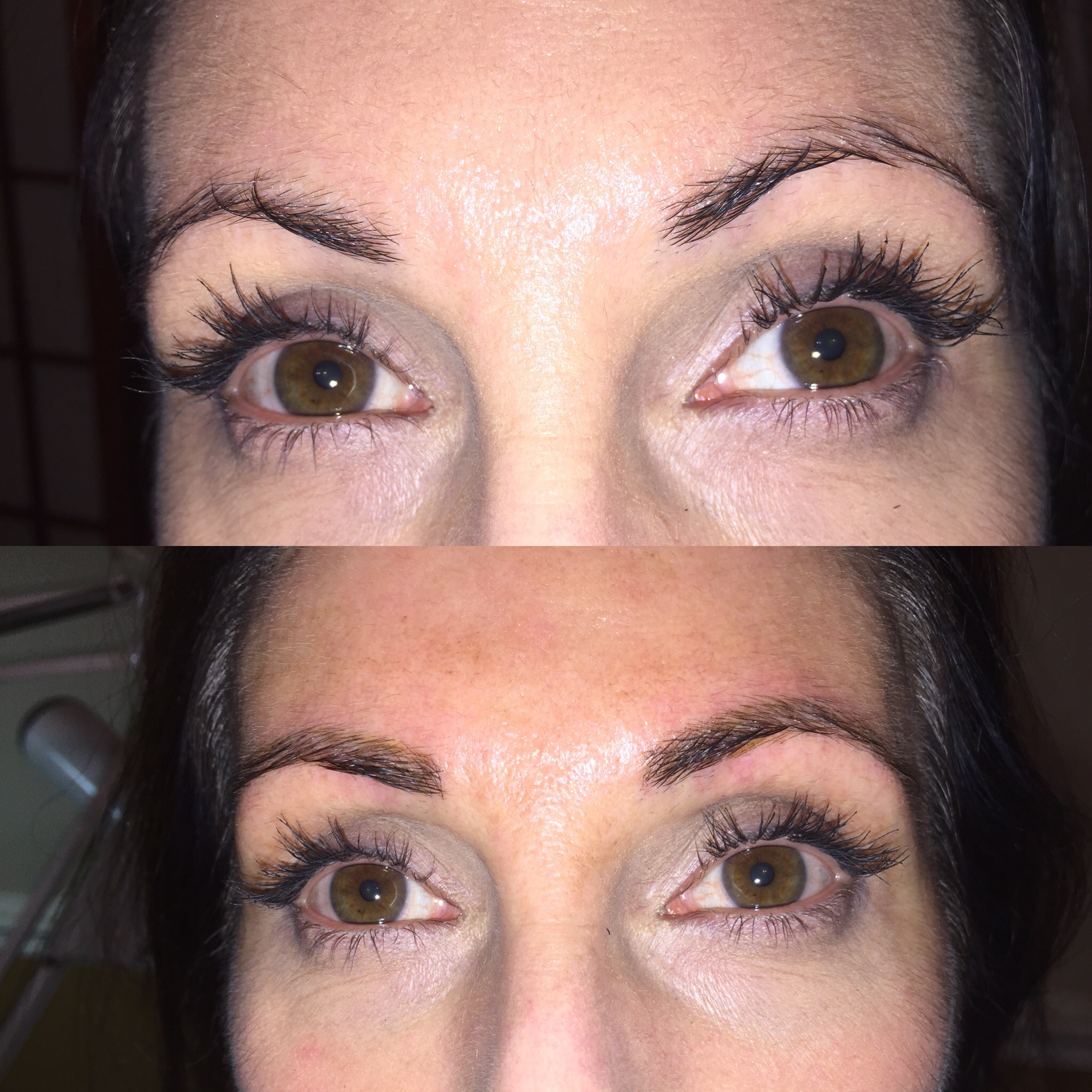 Microblading,3D BROWS