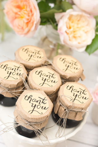Practical Parting Gifts: Thank You Gifts Your Guests Will Be Thankful For