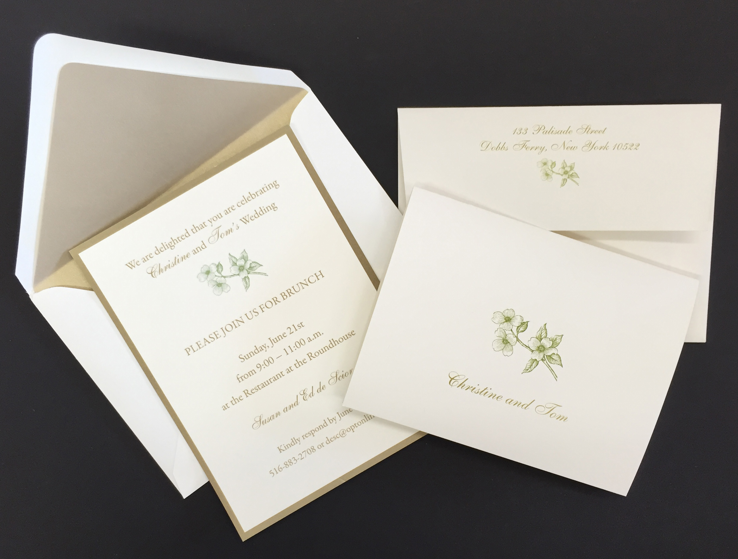 For A Perfect Summer Wedding In Upstate New York Bridetobe Selected These Exquisite Letterpress Invitations On Luscious Handmade Paper Using Rich Gold: Exquisite Tuscan Wedding Invitations At Websimilar.org