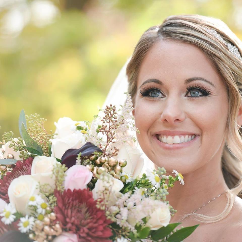 Li Weddings: Airbrush Makeup By Lisa Marie