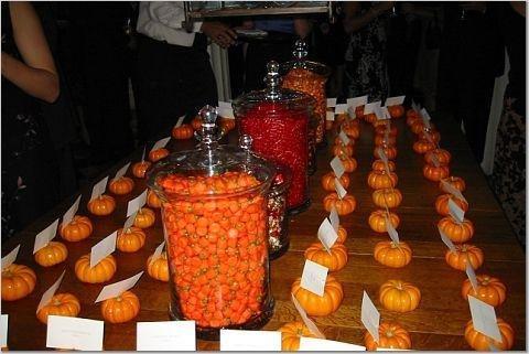 Halloween wedding. Help! :  wedding classified costume fall halloween ideas masquerade pumpkin wedding 6696761 1