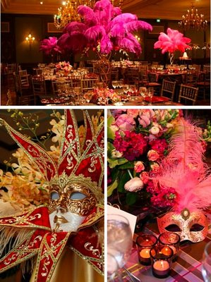 Masquerade Ball theme photo 450132-5