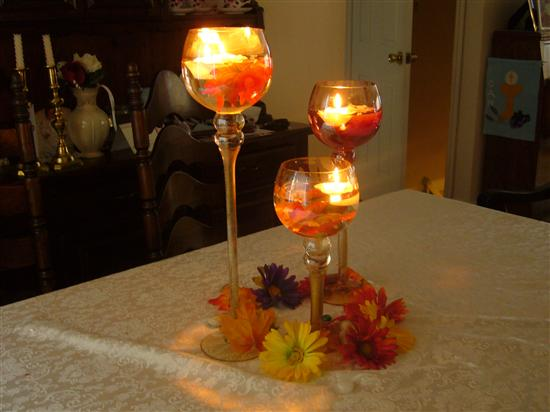 Simple Fall Wedding Centerpieces: Brides Helping Brides ™