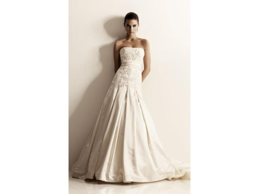 Brides Helping Brides Priscilla Of Boston Dress For Sale LIWeddings